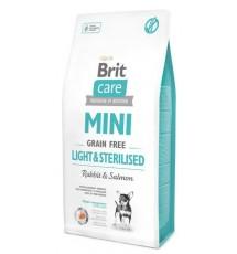 Brit Care Grain Free Mini...