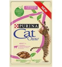 Purina Cat Chow Jagnięcina...