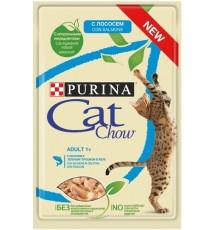 Purina Cat Chow Łosoś i...