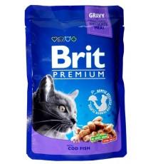 Brit Premium Cat Adult COD...