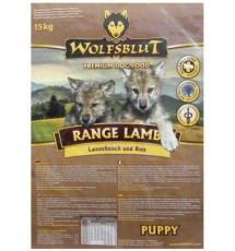 Wolfsblut Dog Range Lamb...
