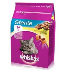 Whiskas Sterile Kurczak 1,4kg