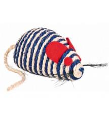 Trixie Mysz z sizalu 10cm...