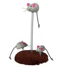 Trixie Myszy na sprężynie...