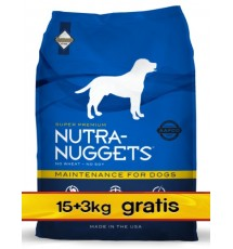 Nutra Nuggets Maintenance...
