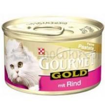 Gourmet Gold Mus z Wołowiną...