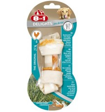 8in1 Dental Delights Bones S
