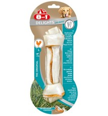 8in1 Dental Delights Bones L