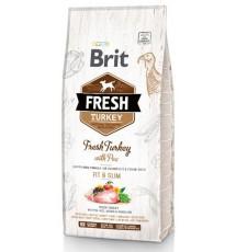 Brit Fresh Dog Adult Light...