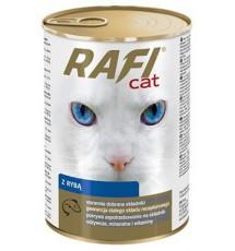 Rafi Kot Ryba w sosie 415g