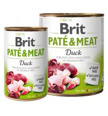 Brit Pate & Meat Dog Duck...