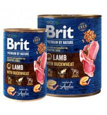 Brit Premium By Nature Lamb...