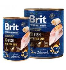 Brit Premium By Nature Fish...