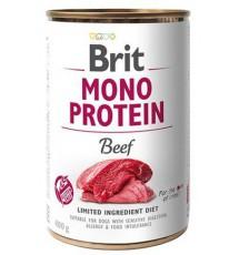 Brit Mono Protein Beef...