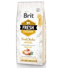 Brit Fresh Dog Adult...