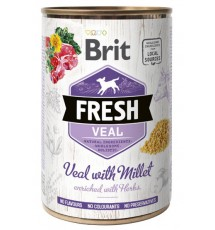 Brit Fresh Dog Veal with...