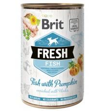 Brit Fresh Dog Fish with...