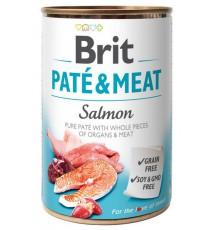Brit Pate & Meat Dog Salmon...