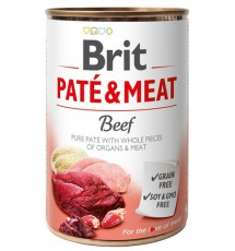 Brit Pate & Meat Dog Beef...