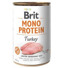 Brit Mono Protein Turkey...