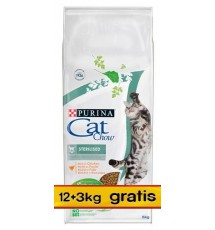 Purina Cat Chow Special Care Sterilized 15kg (12+3kg gratis)