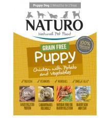 Naturo Puppy Kurczak z ziemniakami i warzywami 150g