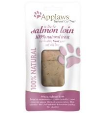 Applaws Natural Cat Loin Suszona polędwica z łososia 30g