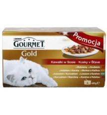Gourmet Gold Mix - cztery...