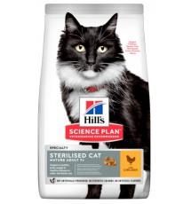 Hill's Science Plan Feline Mature Adult 7+ Sterilised Cat Kurczak 3kg