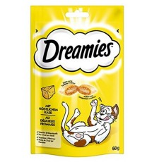 Dreamies Ser żółty -...