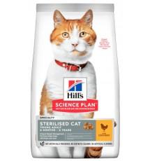 Hill's Science Plan Feline Young Adult Sterilised Cat Kurczak 3kg