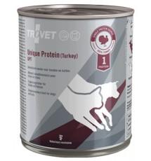 Trovet Unique Protein UPT Indyk dla psa i kota puszka 800g