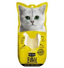 Kit Cat Fillet Fresh Kurczak & błonnik (fiber) 30g