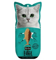 Kit Cat Fillet Fresh Tuńczyk & błonnik (fiber) 30g