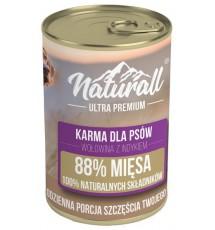 Naturall Ultra Premium Wołowina z indykiem puszka 850g