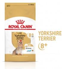 Royal Canin Yorkshire Terrier Adult 8+ karma sucha dla psów starszych rasy yorkshire terrier 3kg