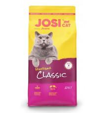 Josera JosiCat Sterilised Classic 18kg