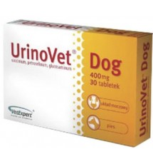 UrinoVet Dog 30 tabletek