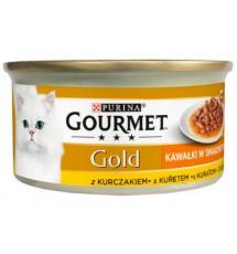 Gourmet Gold Sauce Delight Kurczak 85g
