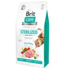 Brit Care Cat Grain Free Sterilized Urinary Health 400g