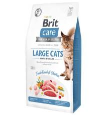 Brit Care Cat Grain Free Large Cats Power & Vitality 2kg