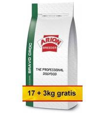 Arion Breeder The Professional Dog Bravo Croc 24/10 20kg (17+3kg gratis)