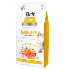 Brit Care Cat Grain Free Haircare Healthy & Shiny Coat 400g