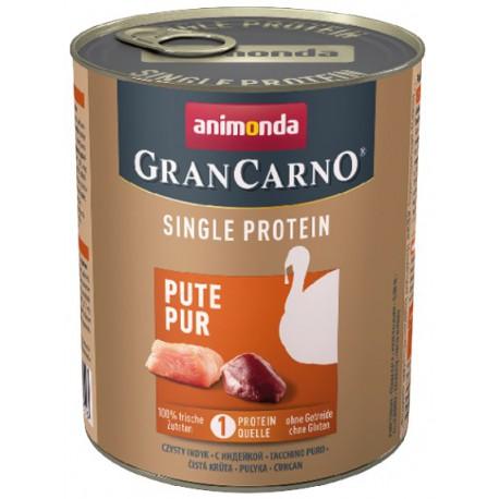 Animonda GranCarno Single Protein Indyk puszka 800g