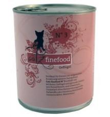 Catz Finefood N.03 Drób...
