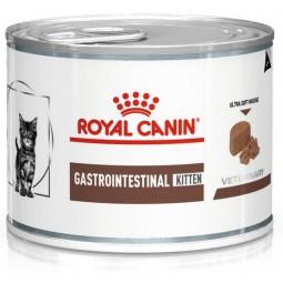 Royal Canin Veterinary Diet Feline Kitten Gastrointestinal puszka 195g