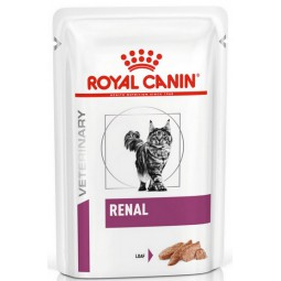 Royal Canin Veterinary Diet Feline Renal Loaf saszetka 85g