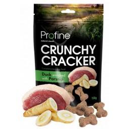 Profine Crunchy Cracker Kaczka z pasternakiem 150g