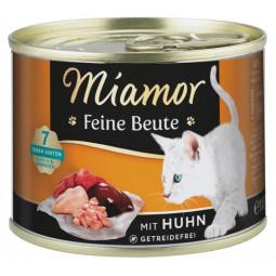 Miamor Feine Beute Huhn - kurczak puszka 185g