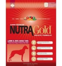 Nutra Gold Holistic Lamb &...